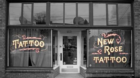 13 roses tattoo parlor top 10 highest shops in portland