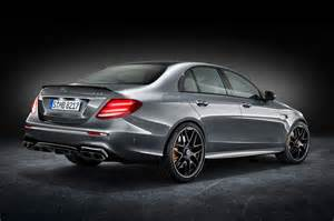 suited and boosted 2017 mercedes amg e63 4matic revealed