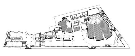 alvar aalto floor plans finlandia spaces and interior finlandiatalo fi