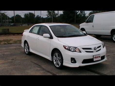2013 toyota corolla s sunroof alloys free www