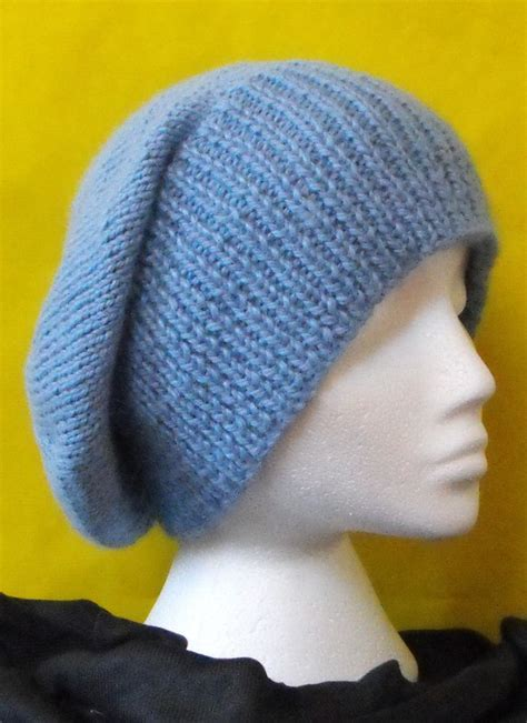 knitting pattern slouchy hat knitting pattern instructions chunky slouch big beanie hat