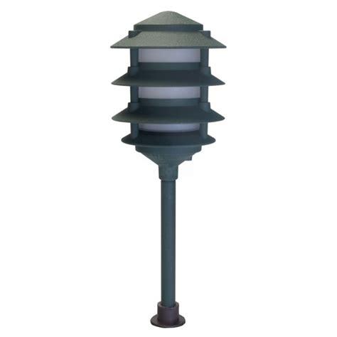 Low Voltage Light Bulbs Landscaping Landscape Lighting Low Voltage 4 Tier Pagoda