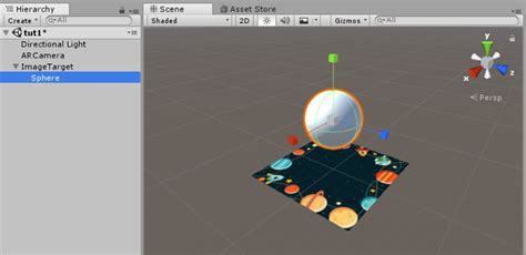 tutorial unity augmented reality unity ar camera augmented reality marco pucci