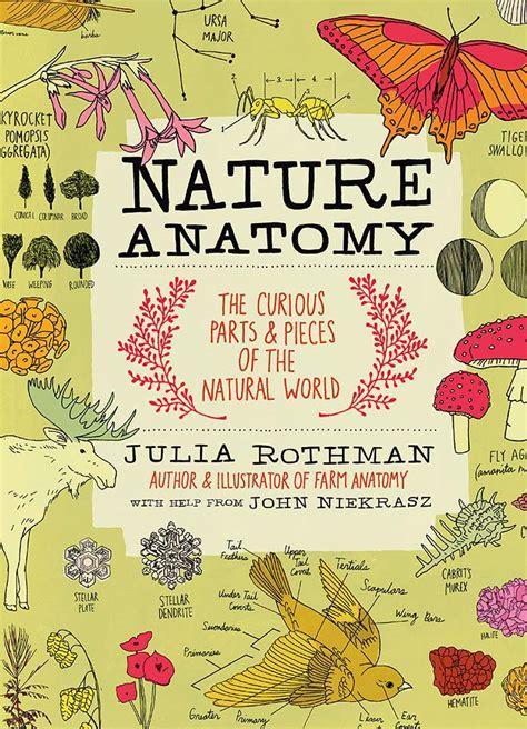 nature anatomy julia rothman julia rothman s nature anatomy giveaway design sponge bloglovin