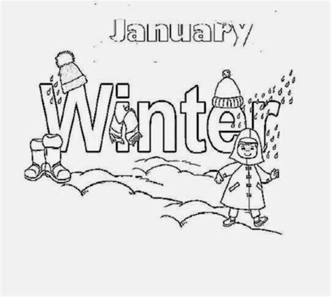 january coloring pages for toddlers january coloring sheets free coloring sheet