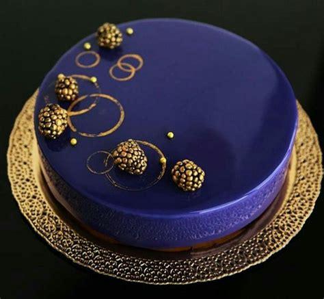 pin  vishakha bang  cakes cake cupcake cakes mirror glaze cake