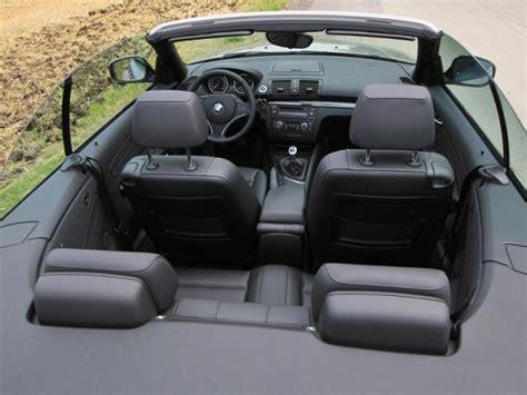 Bmw 1er Cabrio Listenpreis by Bmw 118d Cabrio Testbericht Auto Motor At