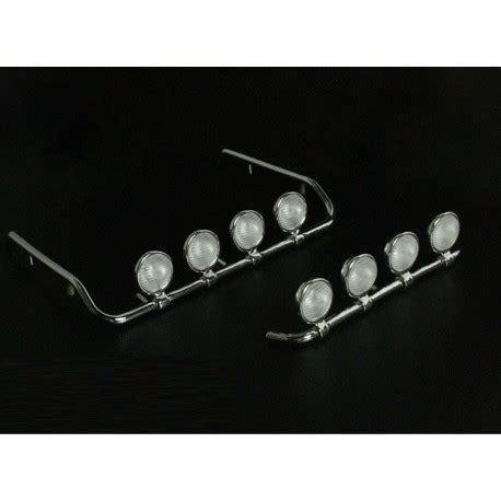 1 14 Tamiya Rc Truck Scania Side Lightbar For 4x2 170mm plastic chrome light bar for tamiya 1 14 rigidrc shop