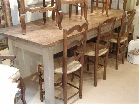 farmhouse kitchen table and chairs farmhouse kitchen table gilli decorative antiques