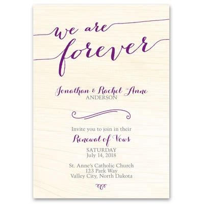exles of wedding programs templates invitations for a wedding renewal vows ceremony wedding