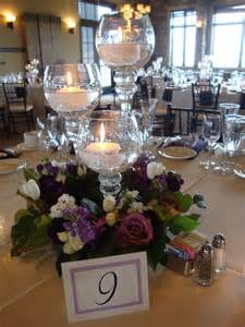 ideas for table centerpiece wine glass centerpieces ideas for your wedding my