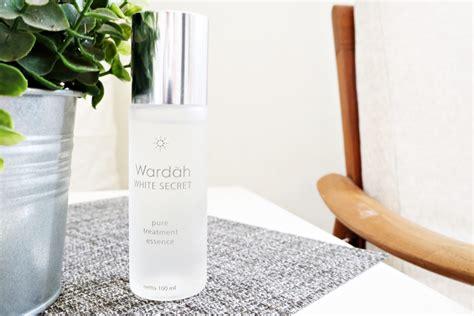 Harga Wardah White Secret Treatment Essence Cara Pakai wajah lebih cerah dan halus dengan wardah white secret