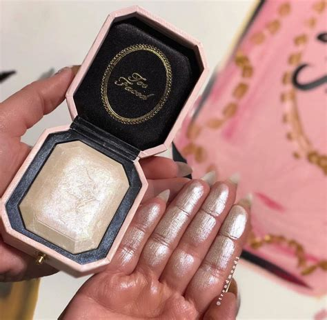 faced light highlighter swatches faced light multi use