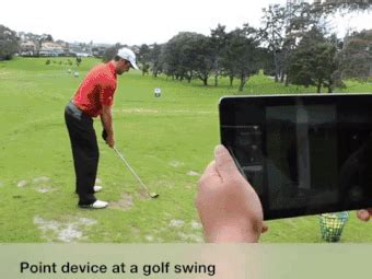 make your own swing plane trainer golf swing analysis for iphone and ipad golf swing
