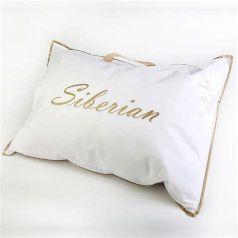 linenmill siberian white goose pillow shoplinens ie