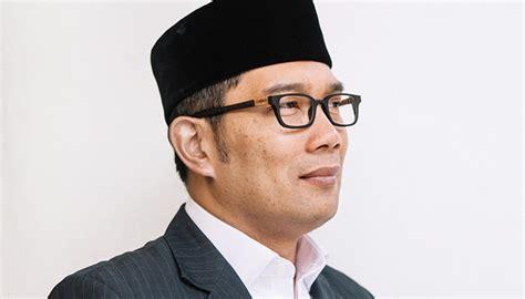biography of ridwan kamil ini solusi ridwan kamil untuk mewujudkan indonesia maju