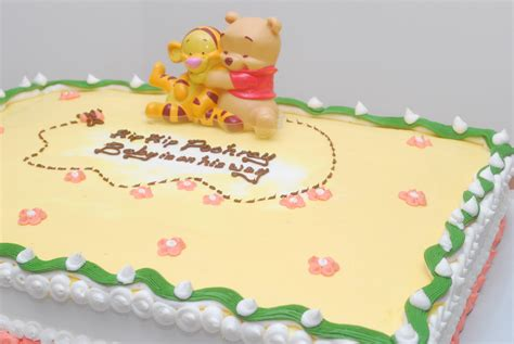 Winnie The Pooh Baby Shower Cakes At Walmart by Photo Disney Donna Magical Image