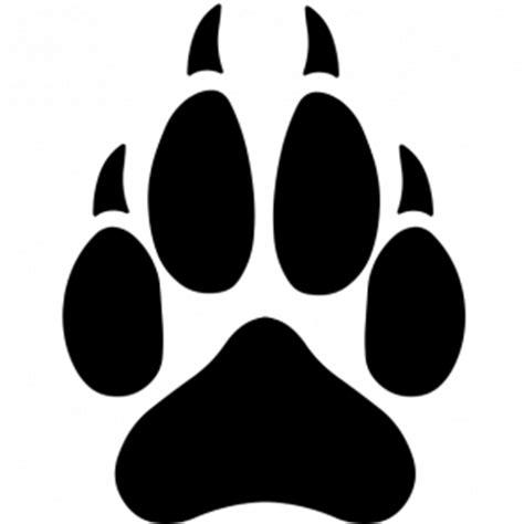 Cheetah Print Wall Stickers image wolf paw png animal jam clans wiki fandom