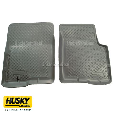 Ford Bronco Floor Mats by Husky Liners Classic Front L R Floor Mat 80 96 Ford Bronco