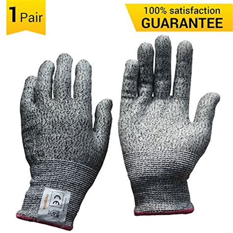 chainmail gloves for saw yard machines commercial chain saw