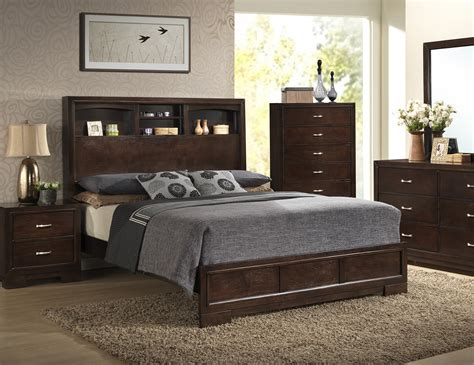 steinhafels bookcase headboard bed