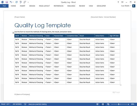 software testing templates  ms word  excel spreadsheets templates forms checklists