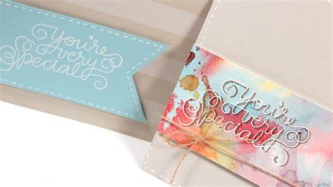 make a card monday make a card monday 242 watercolor emboss resist