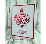69 Best Stampin Up  Delicate Ornament Thinlit Die Images