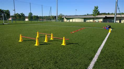 Exercice Physique Et Jeu Foot Entrainements Dessin De Foot L