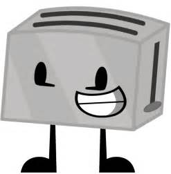 Toaster Oven Cake Image Toaster Oc Pose Png Battle For Dream Island