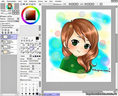 paint tool sai russian pack paint tool sai rus resursassist
