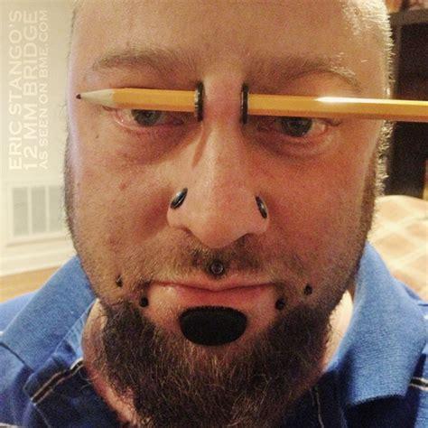bridge piercings bme tattoo piercing and body
