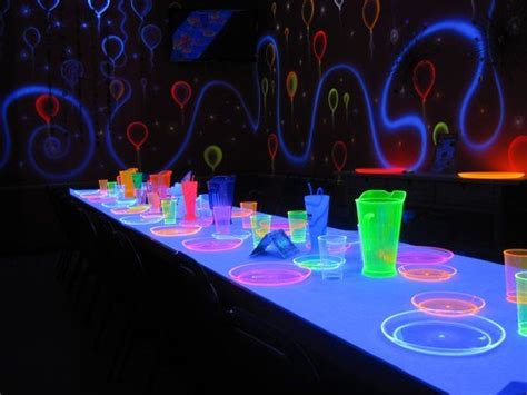 glow in the paint edmonton glow in the our quot glow room quot for glow in the