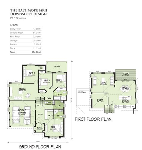 downslope house designs baltimore mkii downslope design home design tullipan homes