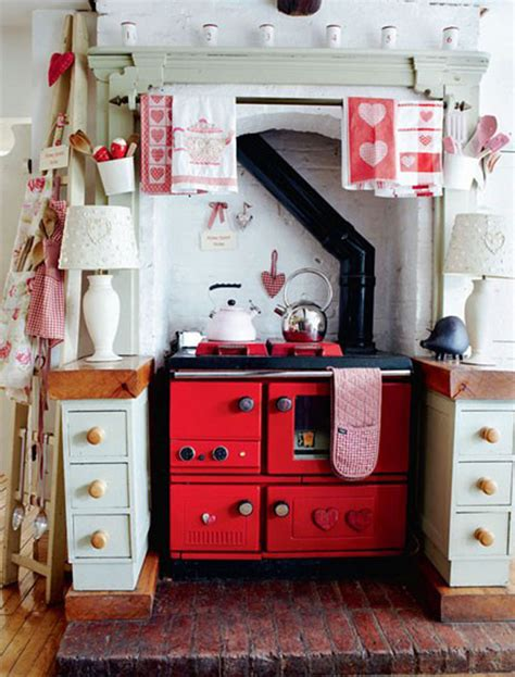 small vintage kitchen ideas small retro kitchen decoration