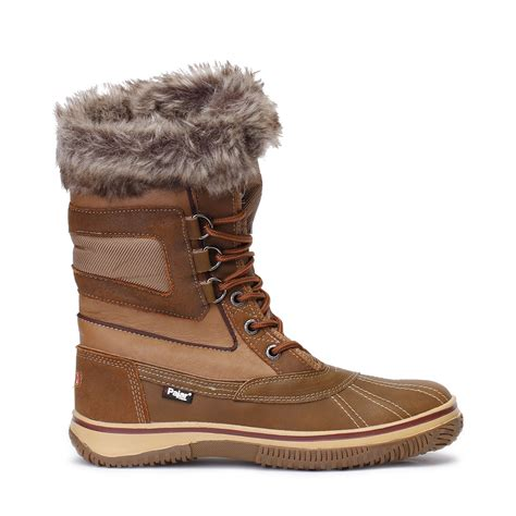pajar canada mens tuscan snow boots lined waterproof