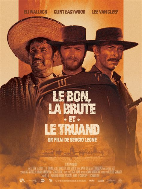 film cowboy clint eastwood complet en francais affiches posters et images de le bon la brute et le