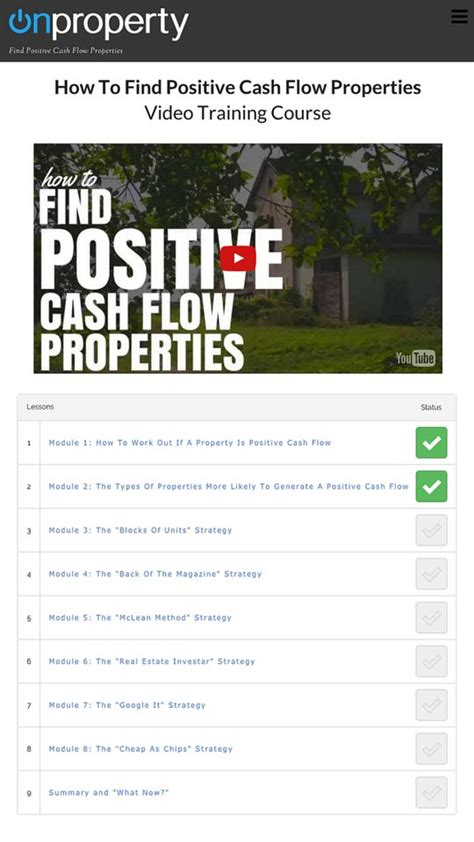 Positive Asset Search On Property Membership On Property