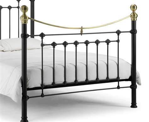 Black Metal Bed Frames Black Metal Bed Frame