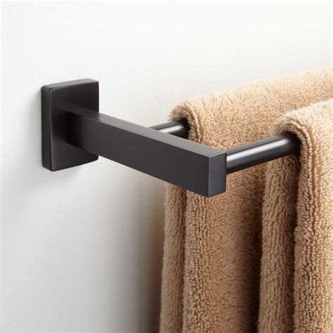 bathroom towel rods helsinki double towel bar bathroom
