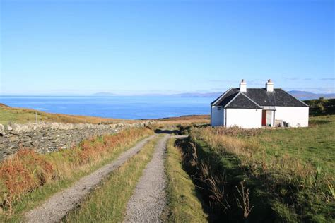 Colonsay Cottages by Colonsay Holidays Hostels Argyll Family Hostels