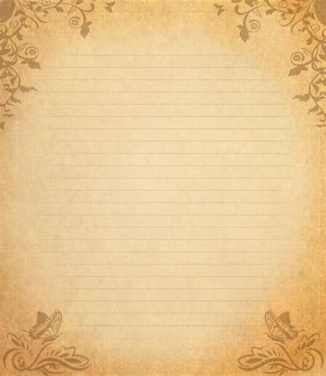 letter paper clipart background cliparts