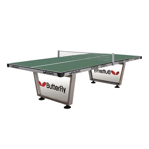 Outdoor Table Tennis Table by Butterfly Playground Outdoor Table Tennis Table
