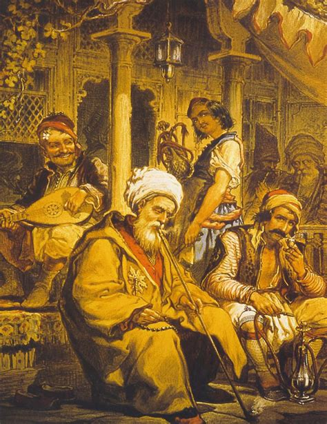 ottoman empire coffee turkish coffee from mythology to history