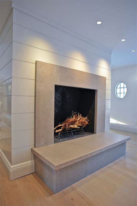 Simple Fireplace Surround Ideas by Best 25 Limestone Fireplace Ideas On
