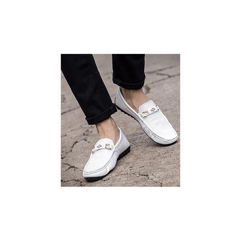 Sepatu Kulit Sintetis Sepatu Slip On Sepatu Casual Pria Ant 041 jual sepatu slip on pria