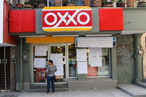 tiendas oxxo iztapalapa oxxo anuncia cierre temporal de sucursales en oaxaca proceso