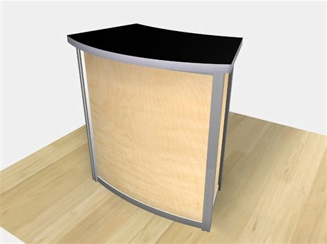 Small Counter Exhibit Design Search Re 1228 Small Curved Counter
