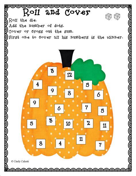 pumpkin activities for weekend links - Pumpkin Activities