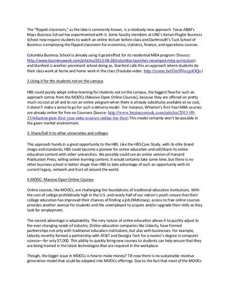 Mooc Mba Harvard by Education Edtech Industry Moocs And Harvard